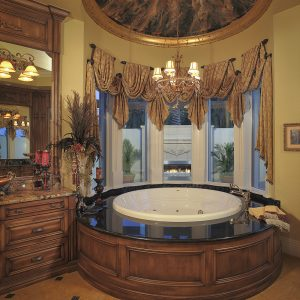 2115443-33 M Bath Tub and Fire Pl